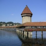 CHAPEL'S BRIDGE – LUCERNE