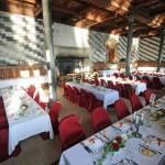 Gala dinner at Chillon Castle, Montreux (Switzerland)