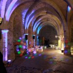 Gala dinner at Chillon Castle, Montreux (Switzerland)