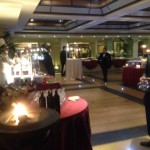 Welcome dinner, Grand Hotel Dino, Baveno (Italy)