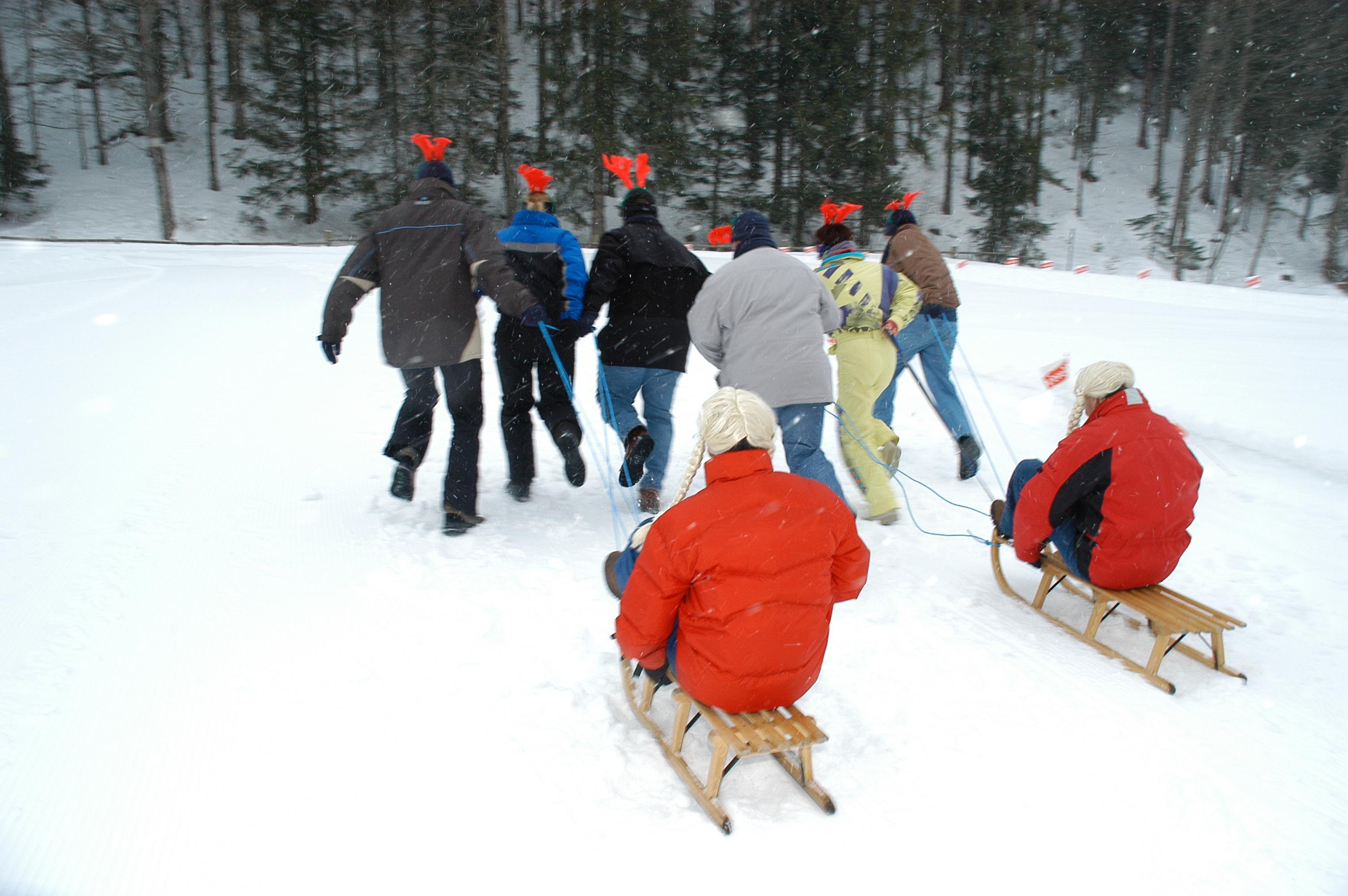 Destinalp Teambuilding Activities