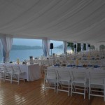 Gala dinner at Piccolo Lago, Lake Mergozzo (Italy)
