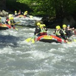 RAFTING ON THE LUTSCHINE