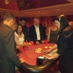 Casino Evening, Royal Plaza, Montreux (Switzerland)