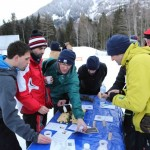 Winter Games in Chamonix (France)