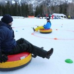 Winter Games in Chamonix (France)