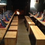 private dinner in Caveau St Vincent Montreux