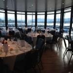"""Dinner at Yacht Club """"La Nautique"""" in Geneva"""