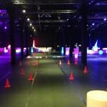 Team games in Hall 22 in Geneva